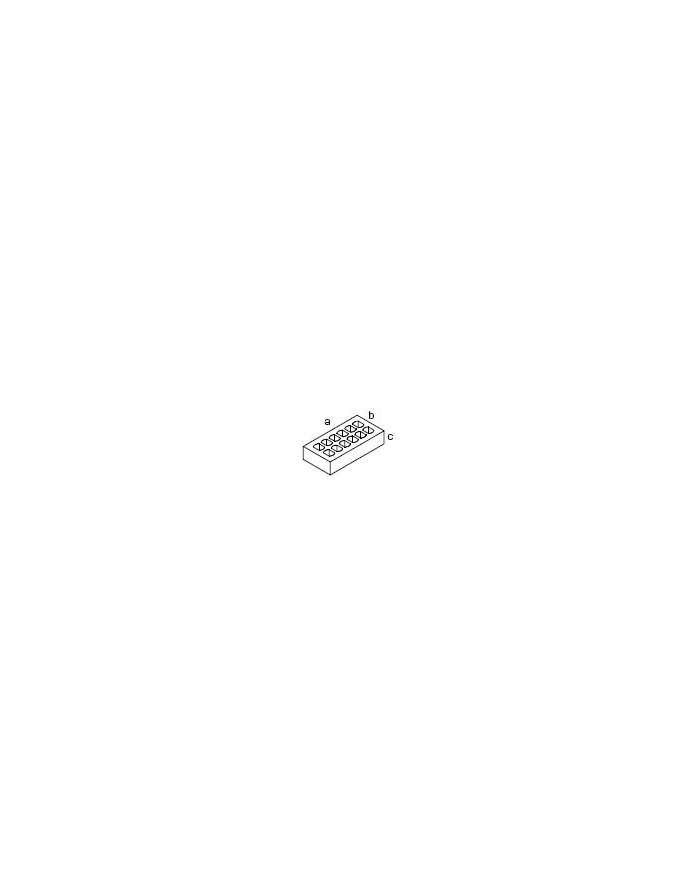 Ladrillo caravista extrusionado hidrofugado blanco lino - Ladrillo caravista blanco ...