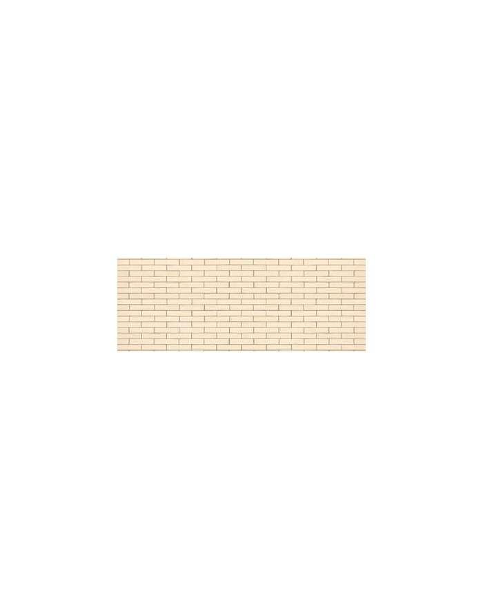 Ladrillo caravista extrusionado hidrofugado blanco malpesa - Ladrillo caravista blanco ...