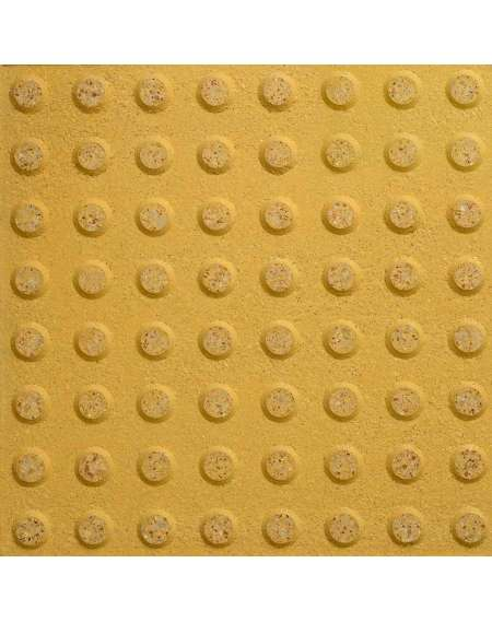 Botón amarillo tratado 40x40