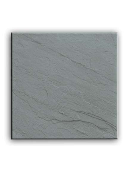 Pizarra gris tratada 40x40