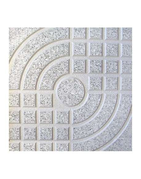 Terrazo blanco n 20 pulido 40x40 for Terrazo exterior 40x40