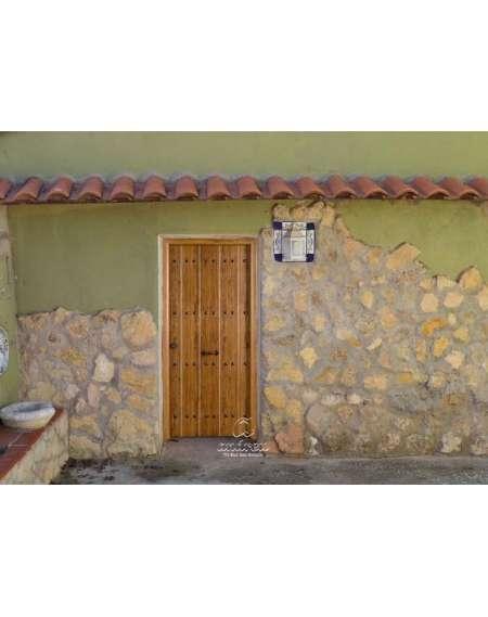 Puerta Rustik