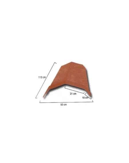 Caballete angular de ventilación