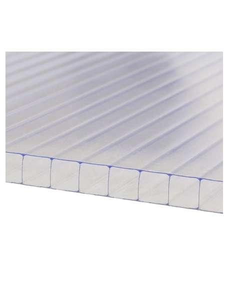 Placa plana policarbonato - Placa de policarbonato celular ...