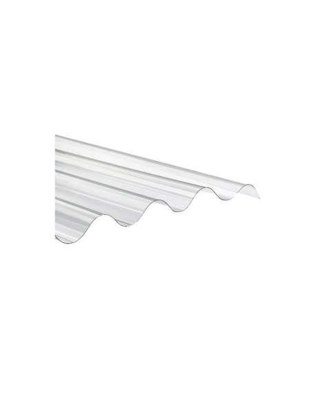 Placa ondulado policarbonato compacto Minionda