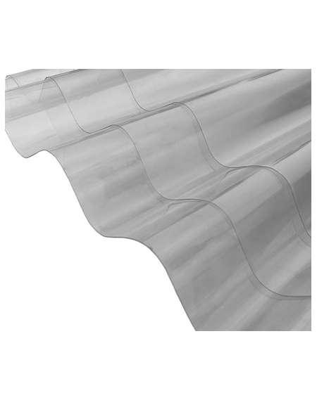 Placa ondulado policarbonato compacto Granonda