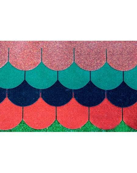 Lámina asfáltica cola de Castor SBS FV (R, V, M, N)