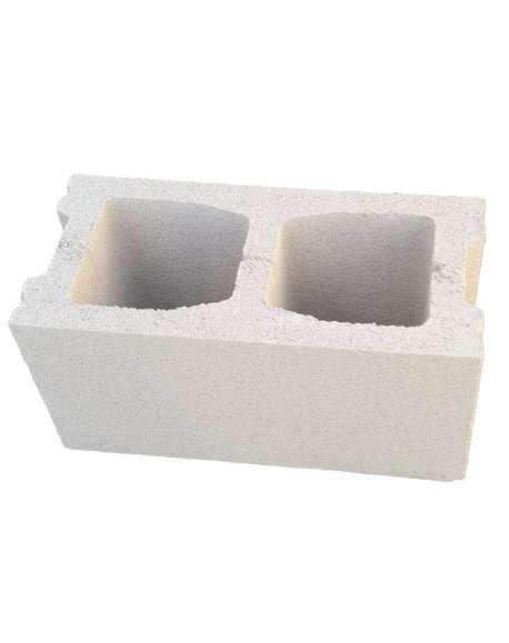 Bloque LISO 20x20x40 Estructural