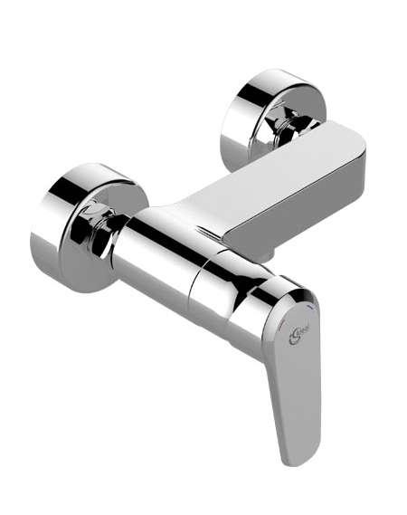 Monomando exterior Baño/Ducha + Kit accesorios CERARAS