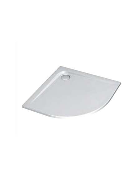 Plato de ducha cuadrado angular ULTRAFLAT