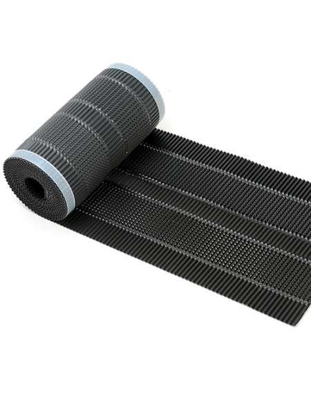 Bajo-cumbrera rollo aluminio