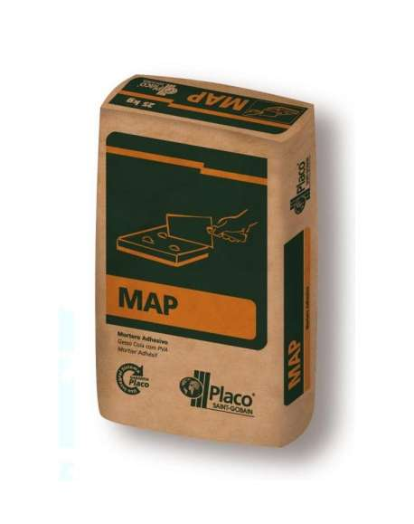 Pasta de agarre MAP
