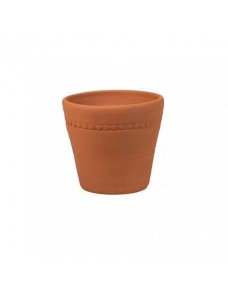 Maceta de barro Mini vaso