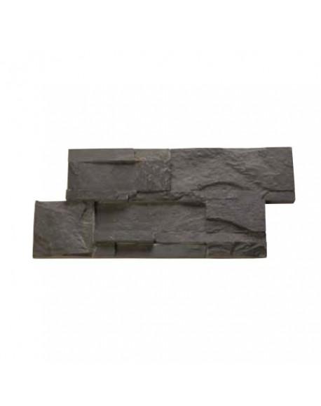 Plaqueta decoracion de piedra natural negra s a - Plaquetas de piedra ...