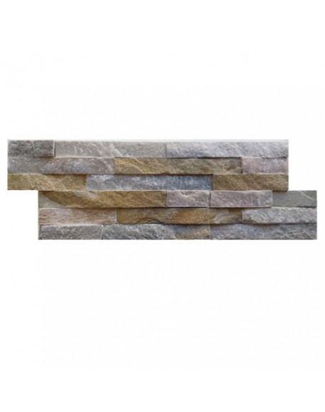 Plaqueta decoracion de piedra natural beige s m - Plaquetas de piedra ...