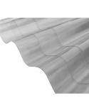 Placa ondulado policarbonato