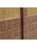 Alicatado fachadas exteriores